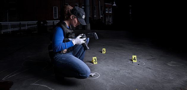 The United States' first fully-online Forensic Medicine masters degree program!